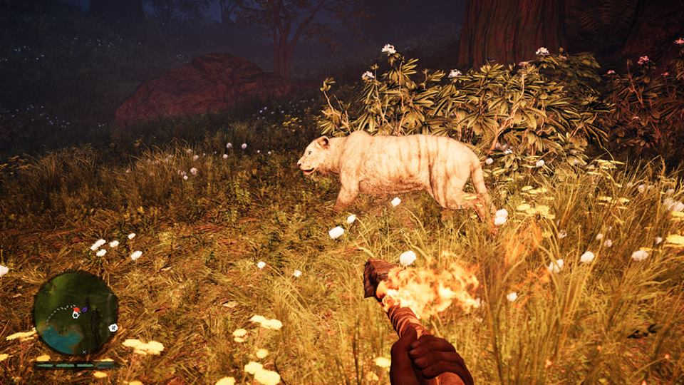 Far Cry Primal Tiger