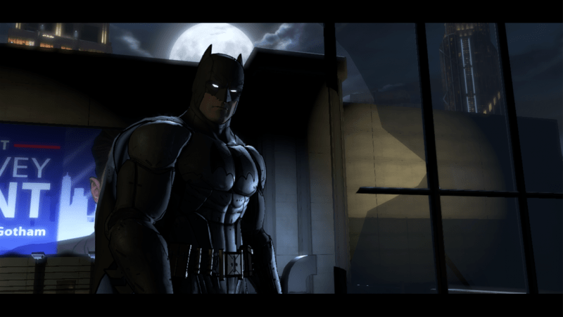 Can't have a Batman anything without this shot either.