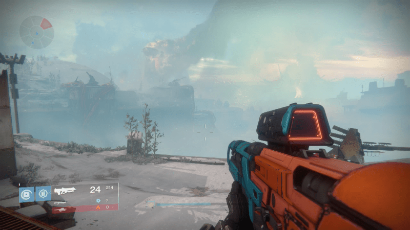 The Plaguelands is where you'll find SIVE infested Fallen fighting for dominance.