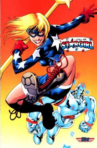 stargirl - justice society of america