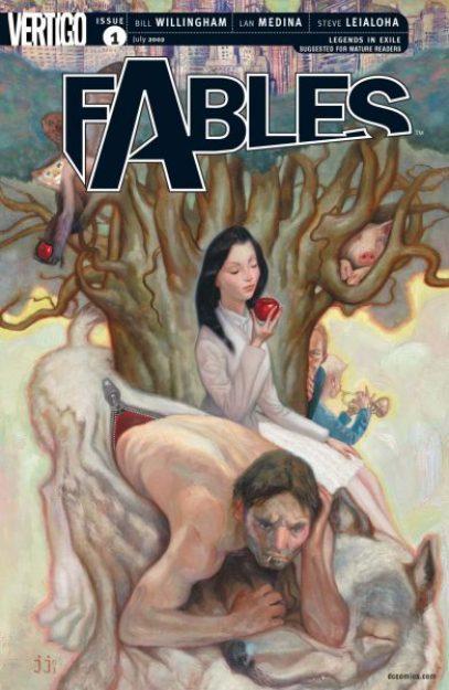 Fables 1 - Vertigo Comics