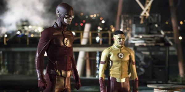 The Flash TV show - Kid Flash