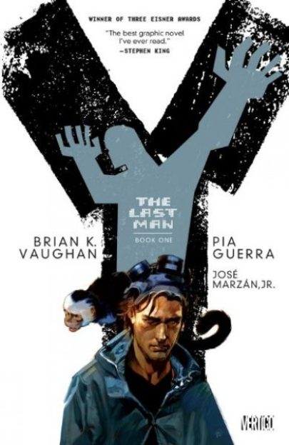 y the last man - vertigo comics
