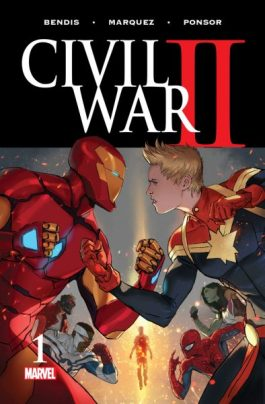 Jim's Pick Least Favorite Civil War II