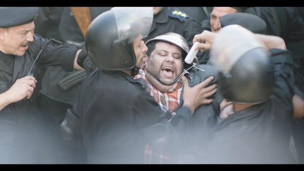 clash - arrest