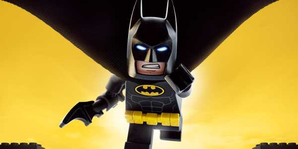 Lego Batman Thumb