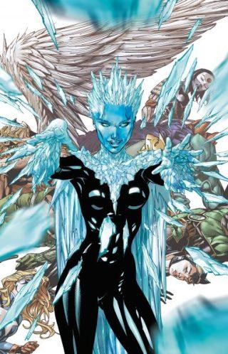 Killer Frost - Top 10 Female Super Villains