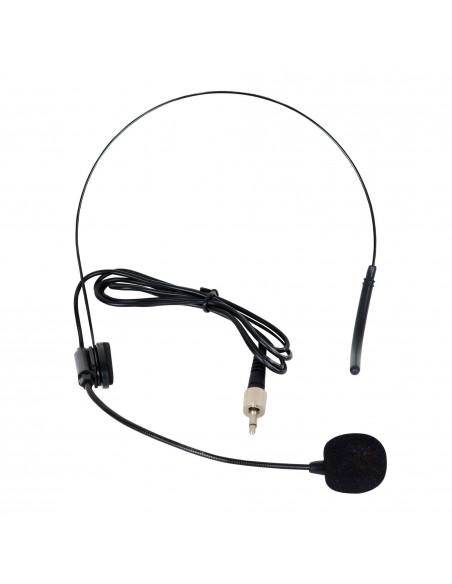 Micro Emissor Headset UHF