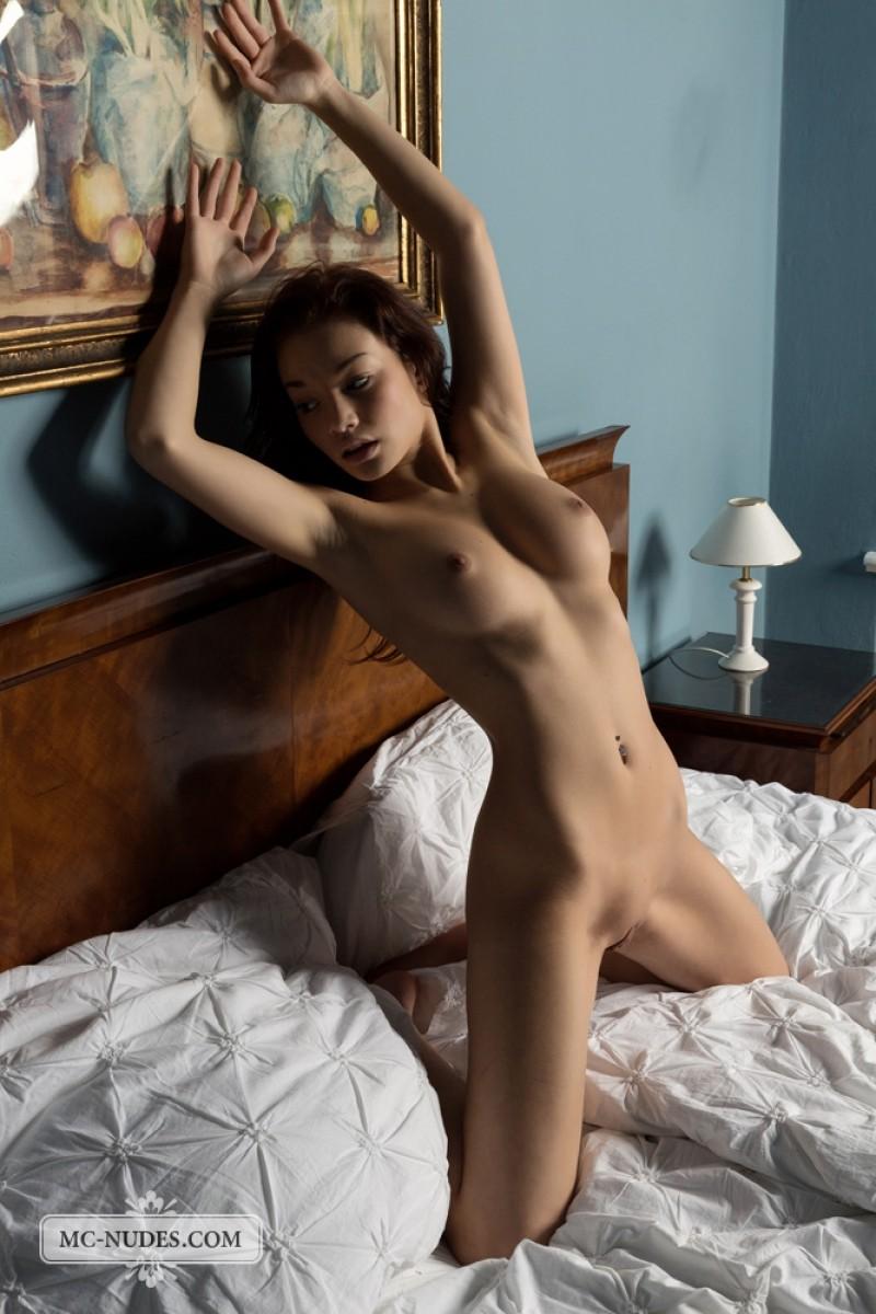 Nici Dee Naked Invitation