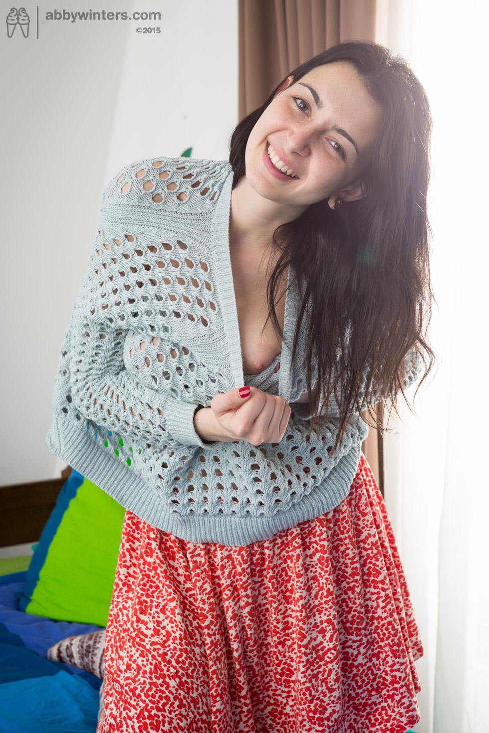 Carmen M in Bedroom Pleasures by Abby Winters 16 photos