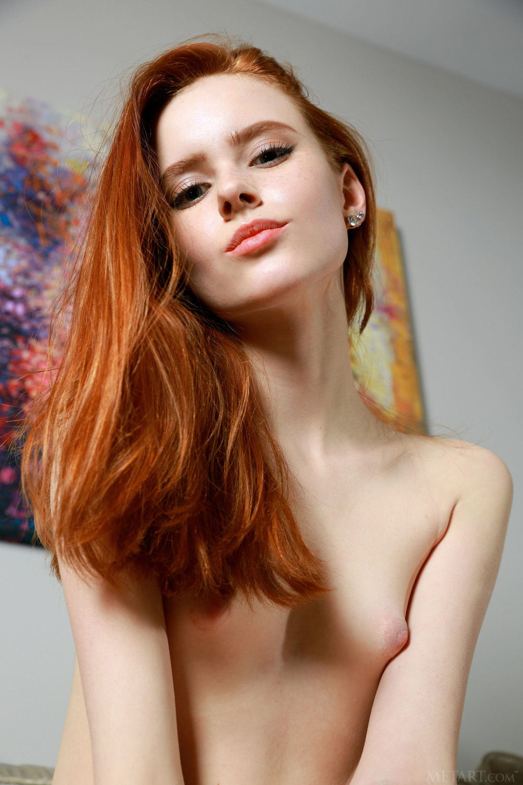 Bella Milano in Encia by MetArt 16 photos  Erotic Beauties