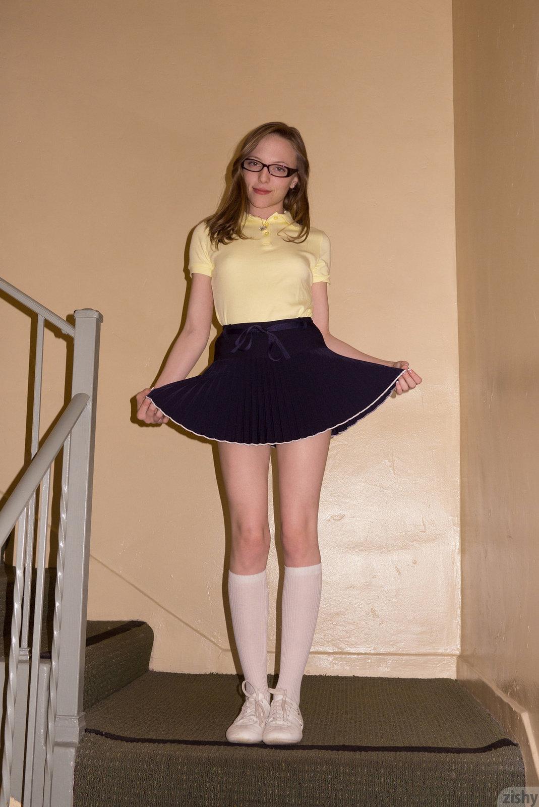 Aubrey Star in Privates School by Zishy 12 photos