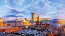Birmingham England City