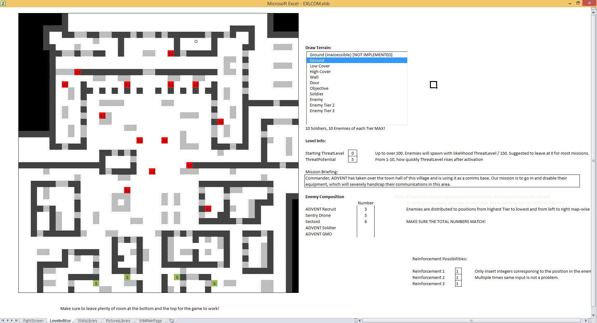 Coder Creates Version Of Xcom In Excel
