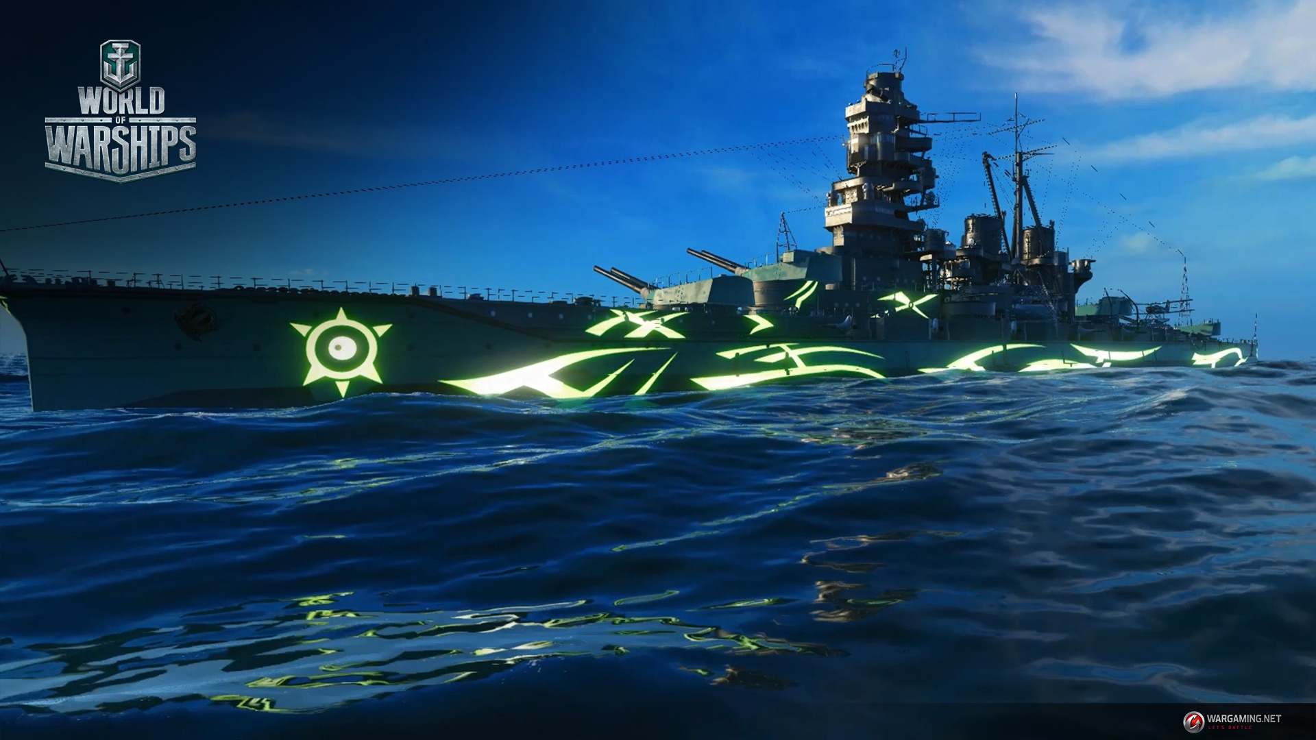Another Anime Wallpaper World Of Warships Will Soon Get Anime Inspired Game Mode