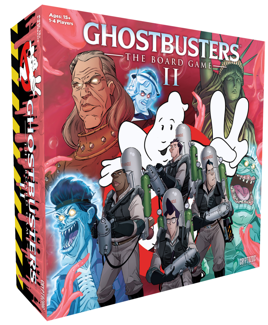 Image result for Ghostbusters: The Board Game 2