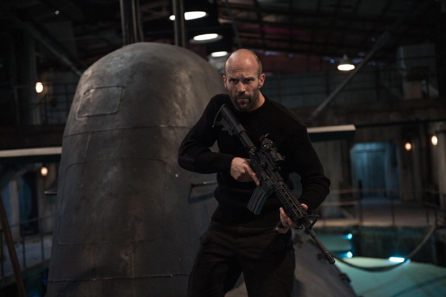 Resultado de imagen para Mechanic: Resurrection + weapons