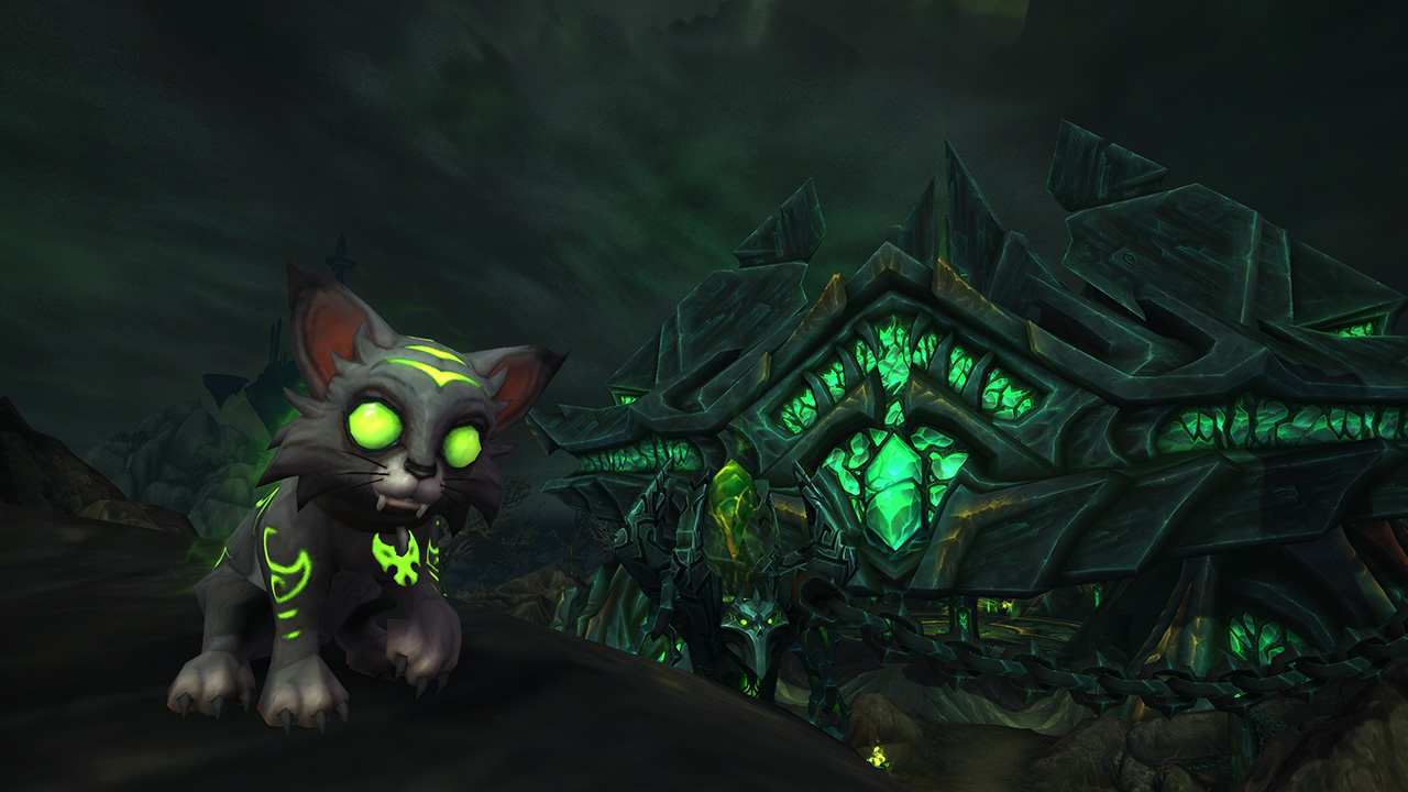 World Of Warcraft Make A Wish Mischief Plushie The Escapist