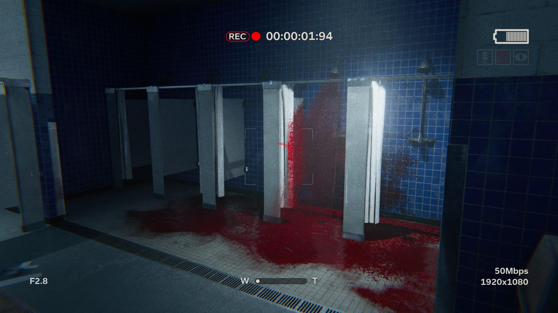 Image result for Outlast 2 blood sprinklers
