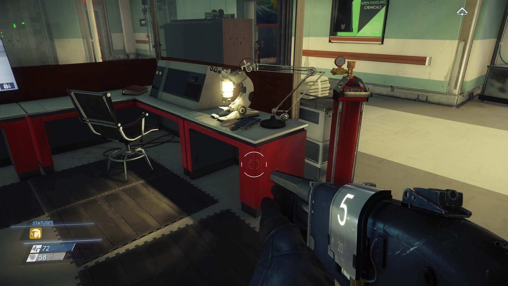 lobby sofa crossword sets with chairs prey 2017 all collectibles locations guide talos 1