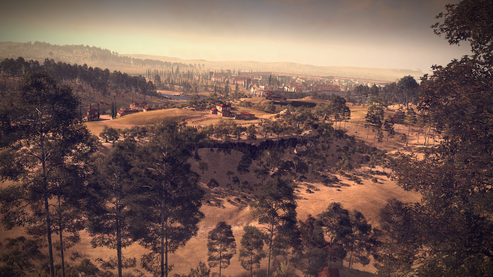 The Fall Of Troy Wallpaper Total War Rome Ii Review Si Vis Pacem Para Bellum