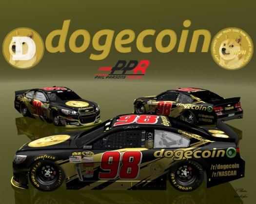 DOGE4NASCAR IS FUNDED!! : dogecoin