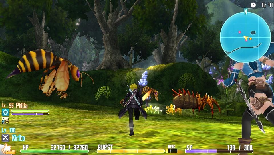 Kritika 3d Name Wallpaper Sword Art Online Hollow Fragment Arrives In North America