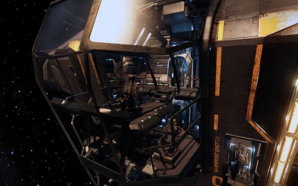 Elite Dangerous Python Cockpit Interior Spaceship And - Year of