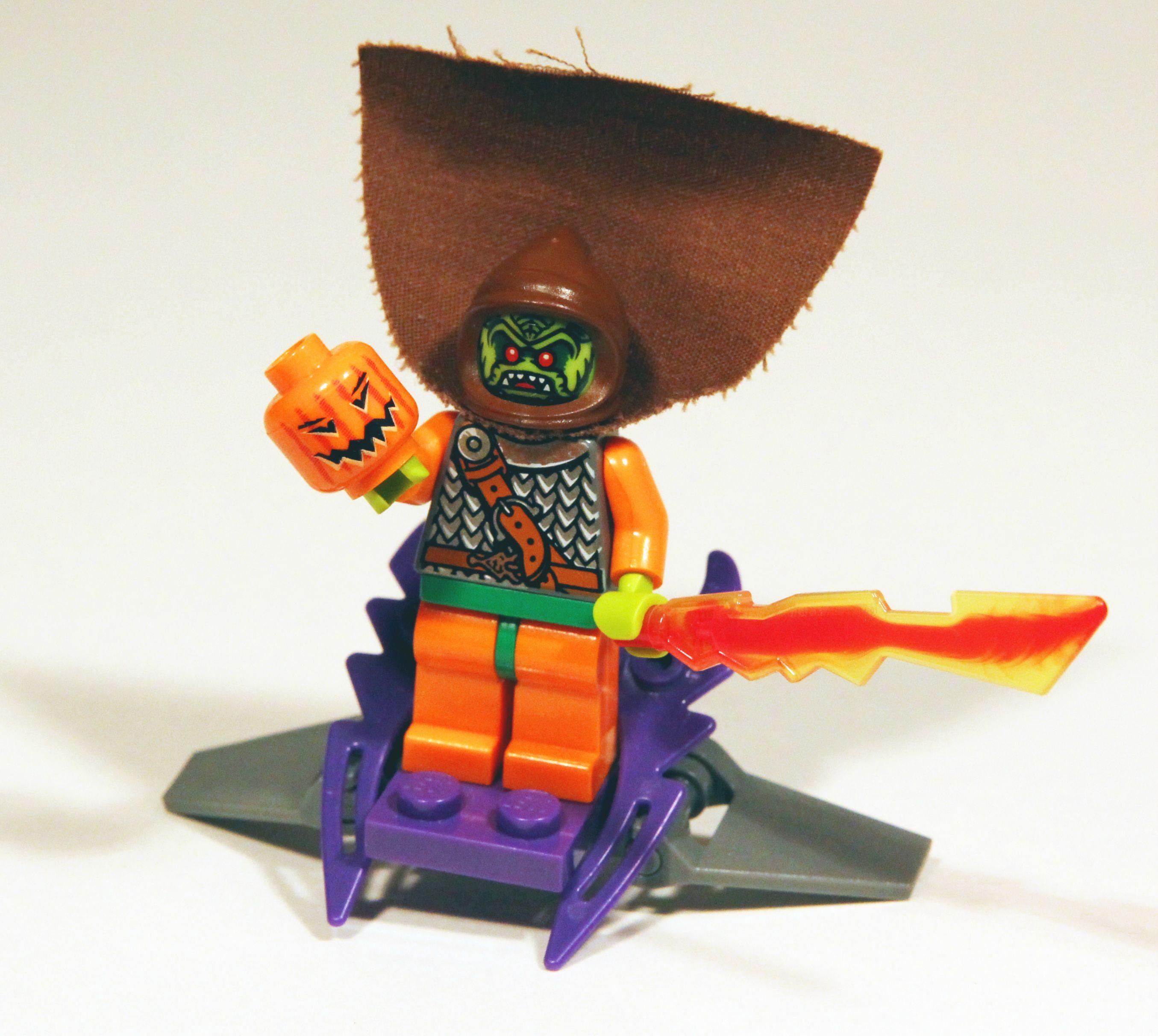 Marvel Superheroes Recreated in Custom LEGO Mini-Fig ...