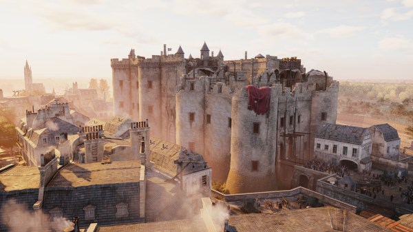 Building Paris In Assassin' Creed Unity Featured