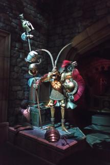 Disney' Haunted Mansion In Hong Kong Mystic