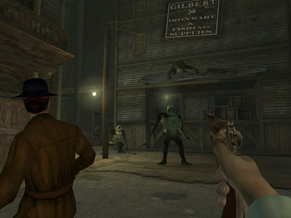 Good Old Reviews Call Of Cthulhu Dark Corners Of The Earth