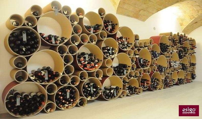 etagere a vin esigo 8