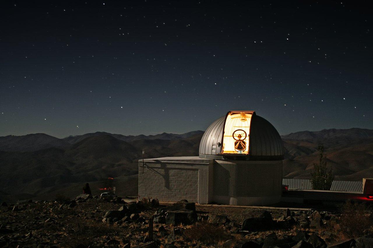 The TRAPPISTsouth telescope at La Silla  ESO