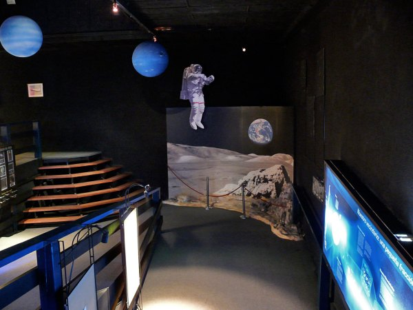 Astronomy Hall Science And Technology Museum Eso