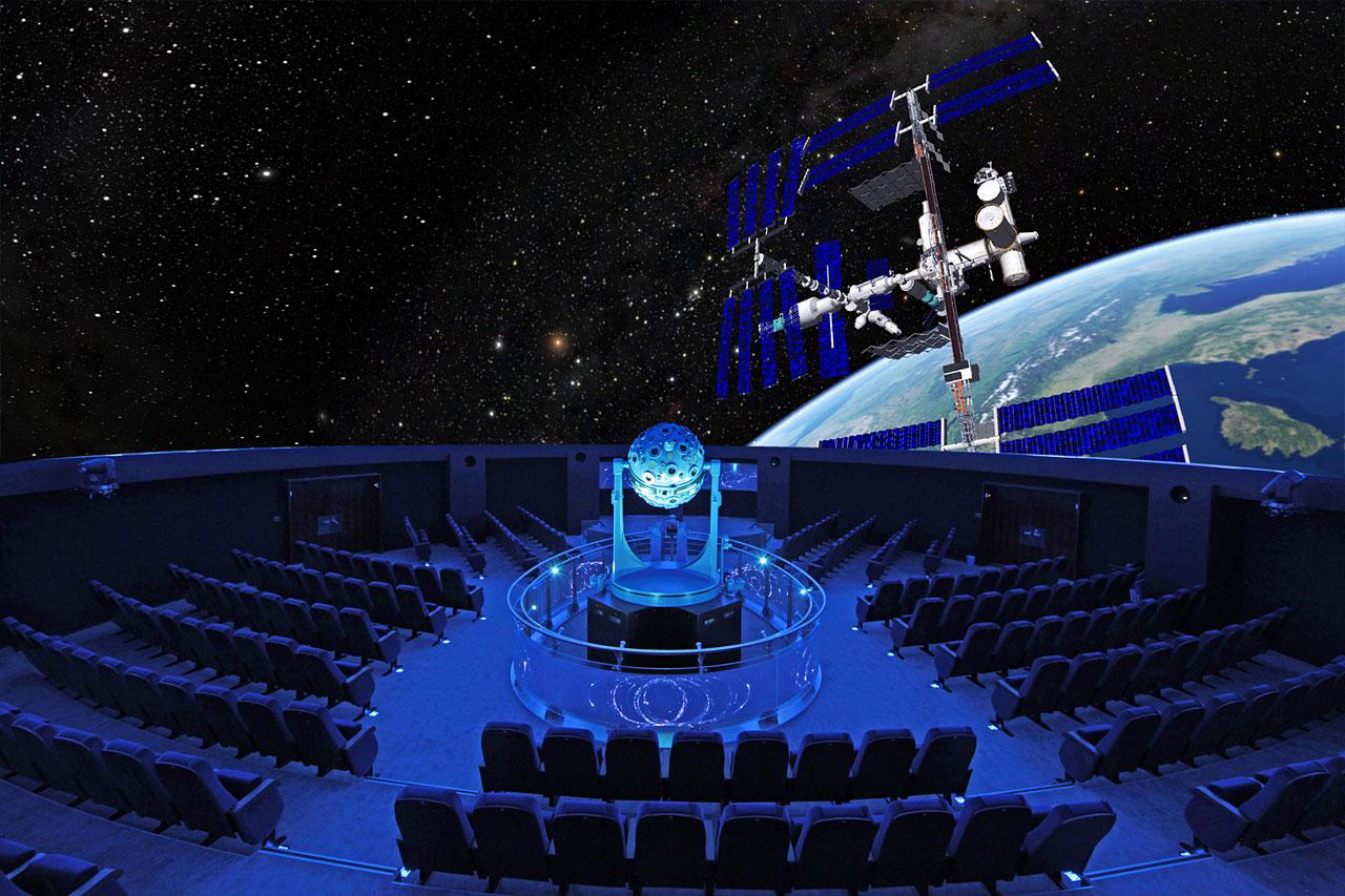 Zeiss Planetarium Bochum  ESO
