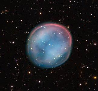 La nebulosa planetaria ESO 378-1
