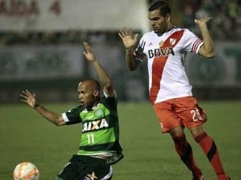 Chapecoense foi eliminada da Sul-Americana