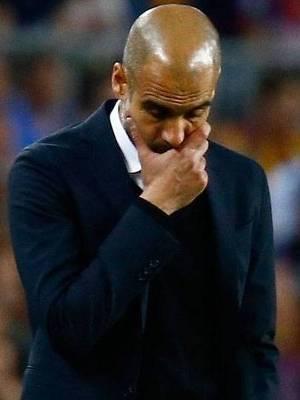 Josep Guardiola voltou ao Camp Nou e terá pesadelos com o ex-pupilo Lionel Messi