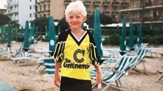 Depois do acerto com o Dortmund, Rode postou foto antiga com a camisa do clube