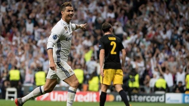 Cristiano Ronaldo chegou a 103 gols na Champions League