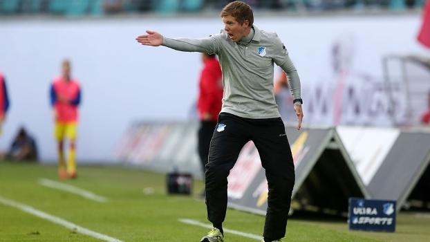 Julian Nagelsmann assinou até junho de 2019 com o Hoffenheim
