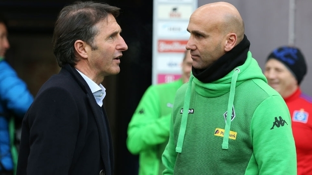 Bruno Labbadia e André Schubert foram demitidos ao longo da atual edição da Bundesliga