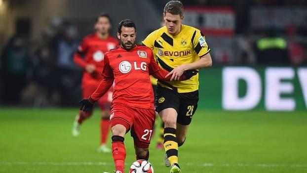 Gonzalo Castro assinou por quatro temporadas com o Borussia Dortmund