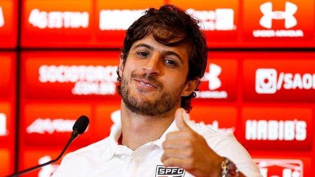O volante são-paulino não acredita que o Atlético-MG virá mais fraco em função da perda do título