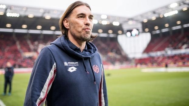 Resultado de imagem para Mainz despede treinador Martin Schmidt
