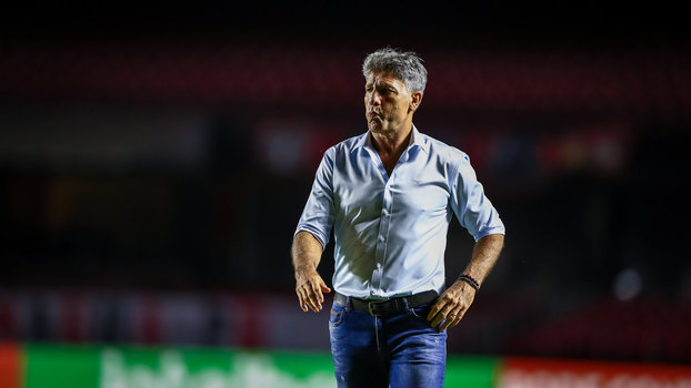 Renato Gaúcho pode igualar conquistas de Felipão e Marcelo Oliveira na Copa do Brasil