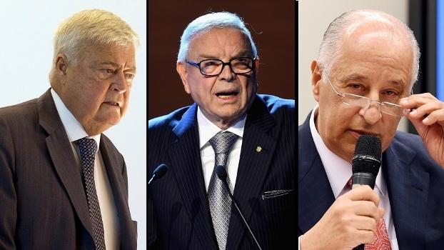 Teixeira, Marin, Del Nero