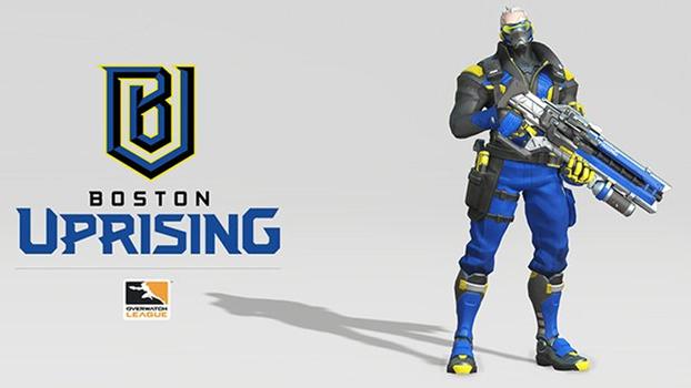 O Kraft Group será Boston Uprising, representante da capital do estado de Massachusetts, EUA