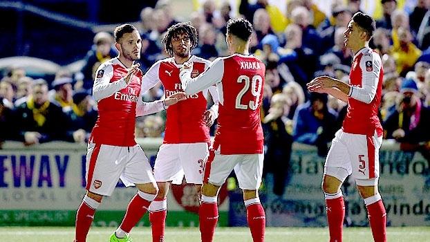 Copa Da Inglaterra Melhores Momentos De Sutton United 0 X